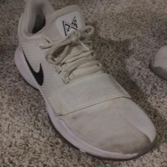 Nike Shoes   Nike Pg All White   Poshmark